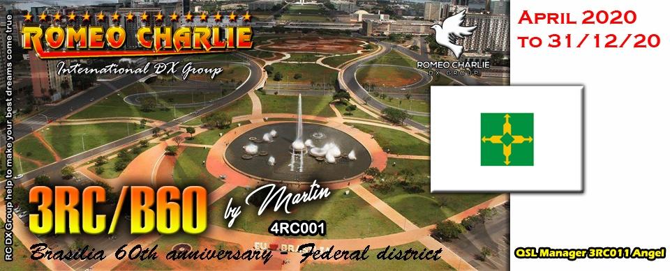 3RC/B60 Brasilia city
