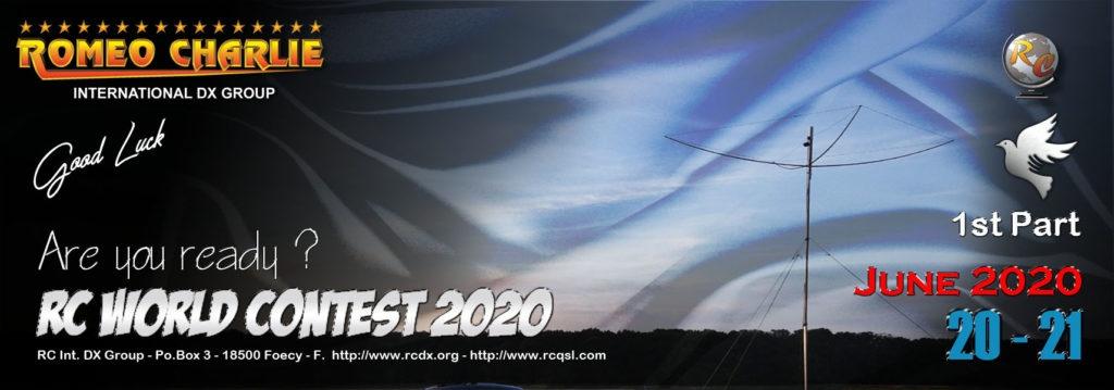RC World Contest 2020