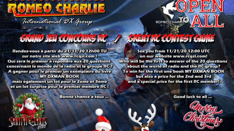 Roméo Charlie Santa Game