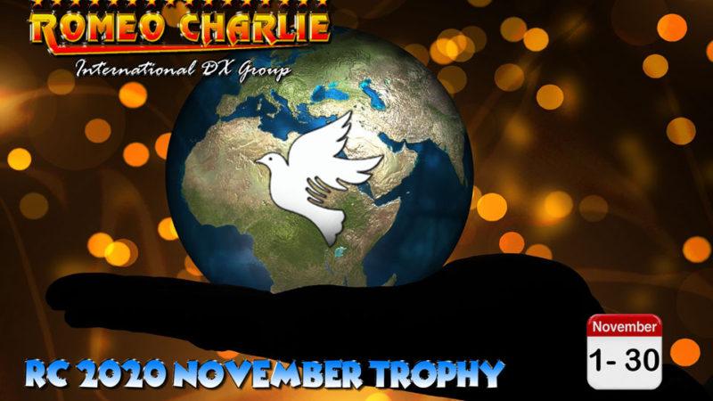 RC 2020 November Trophy