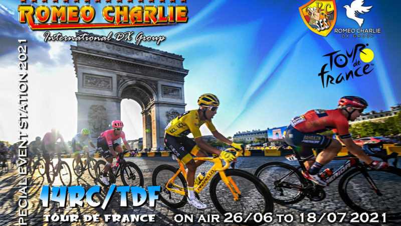 14RC/TDF SES on air