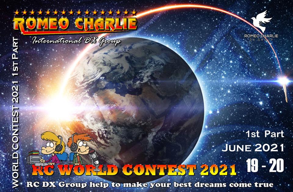 RC WORLD Contest 2021 1st Part